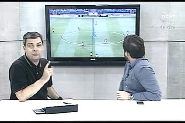 TVCOM Esportes. 4º Bloco. 30.09.16
