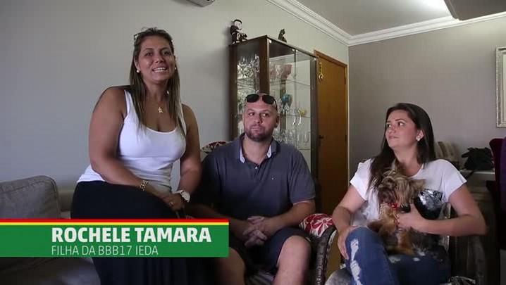 Família revela: o que esperar de Ieda, a Miss Gaúcha do BBB 17