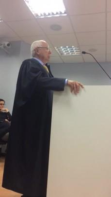 Advogado acusa desembargador de pedir propina