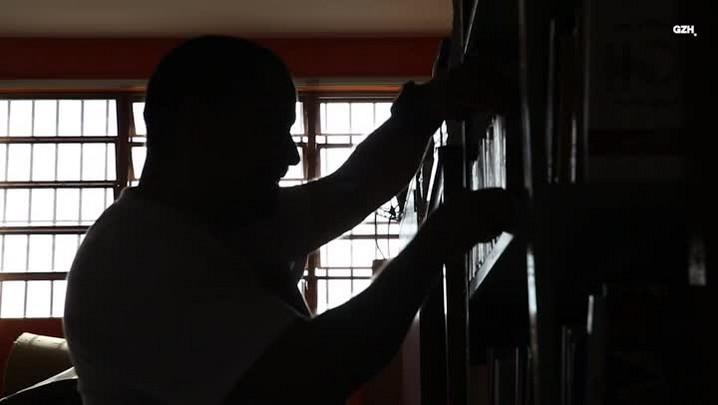 A História de Félix, o preso que se considera salvo pela leitura