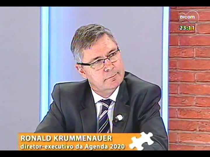 Mãos e Mentes - Ronald Krummenauer - Bloco 2