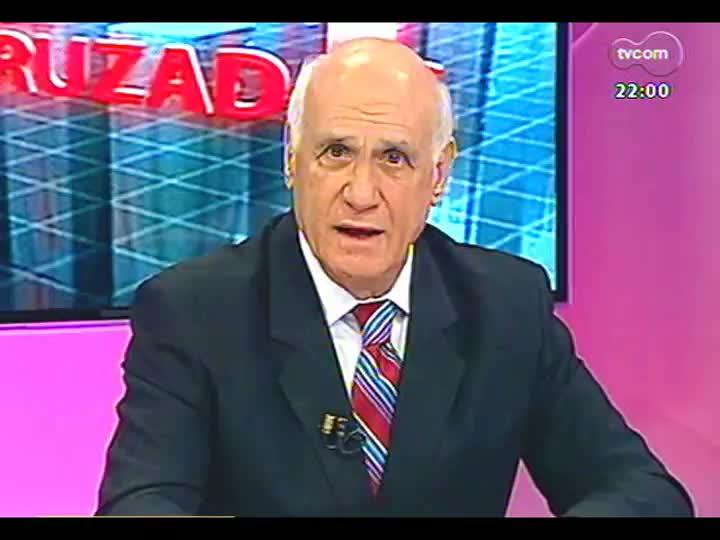 Conversas Cruzadas - Partidos projetam cenário para as eleições de 2014 - Bloco 1 - 04/01/2013