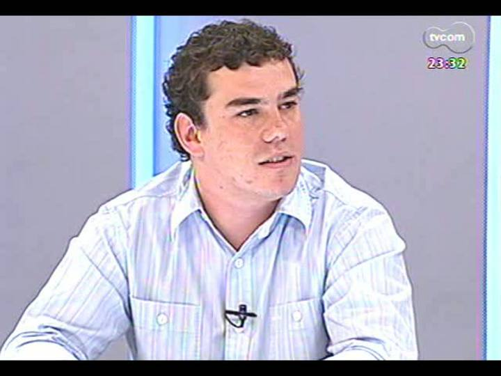 Mãos e Mentes - Ramiro Chaves Laurent, do Instituto Empreender Endeavor - Bloco 1 - 21/01/2013