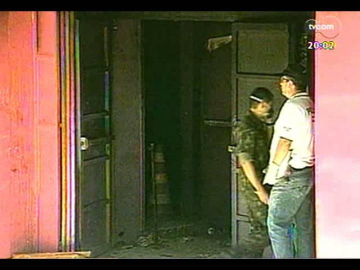 TVCOM 20 Horas - Homenagens pelos 30 dias da tragédia de Santa Maria - Bloco 1 - 27/02/2013