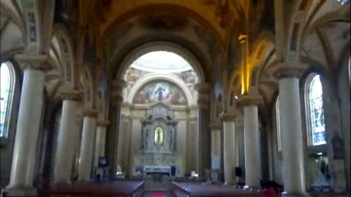 Acompanhe um tour em vídeo pela Catedral São Francisco de Paula, que passa por restauração