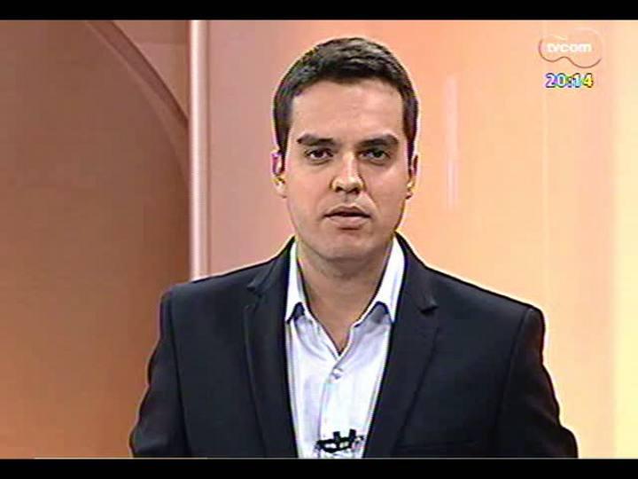 TVCOM 20 Horas - Denúncia: arquiteta cobrou R$ 2 mil para liberar alvará de casa noturna interditada - Bloco 2 - 28/02/2013