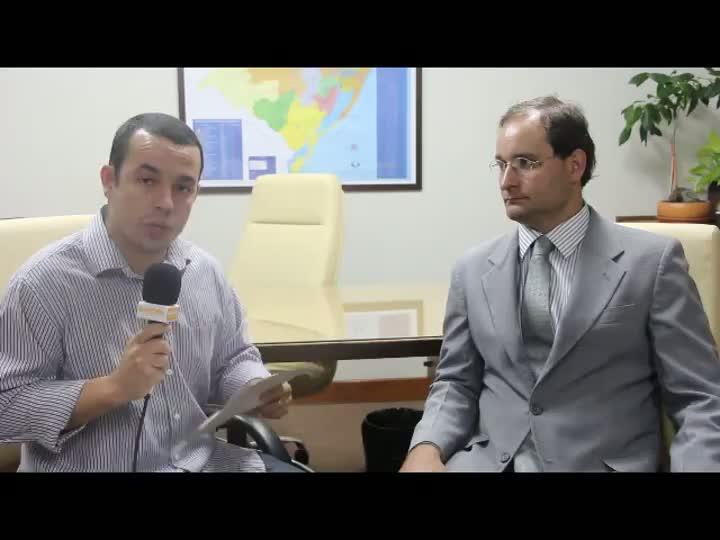 Entrevista com Luciano Santa Maria. 05/03/2013