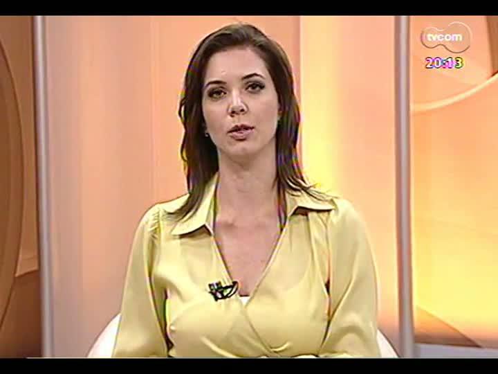 TVCOM 20 Horas - Gripe e o aumento do número de casos de Dengue - Bloco 2 - 19/03/2013