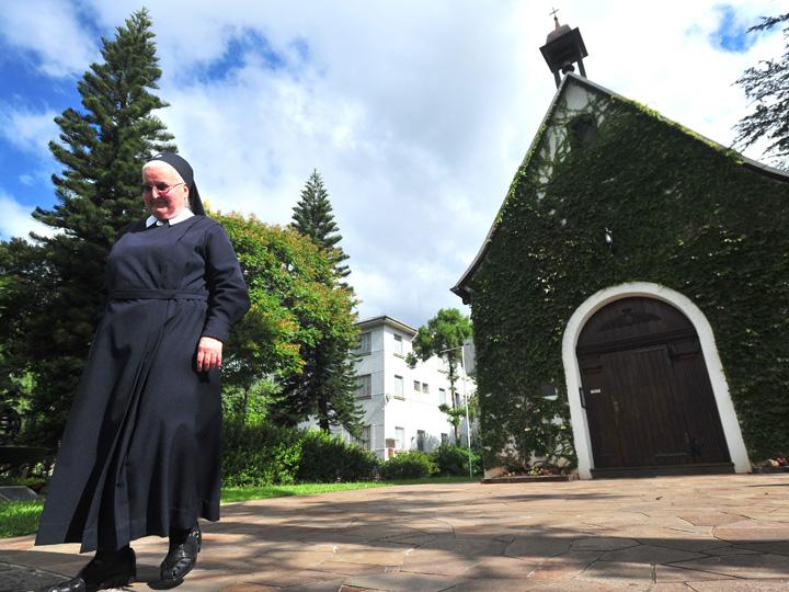 100 anos do Hospital Pompéia: Irmã Cacilda