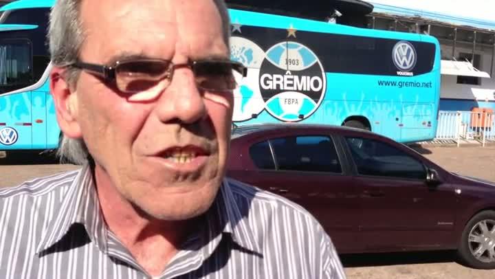 América Azul: confira depoimento de Mazarópi, ex-jogador do Grêmio, sobre a conquista tricolor em 1983