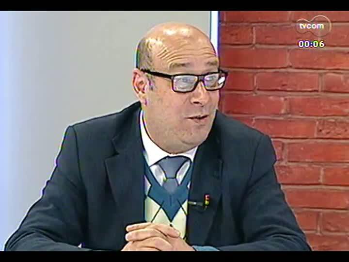 Mãos e Mentes - Promotor de justiça Miguel Granato Velasquez - Bloco 4 - 30/08/2013