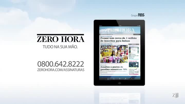 Leia na Zero Hora desta sexta-feira (13/09/2013)