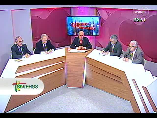 Conversas Cruzadas - Os 25 anos da Constituição - Bloco 2 - 04/10/2013