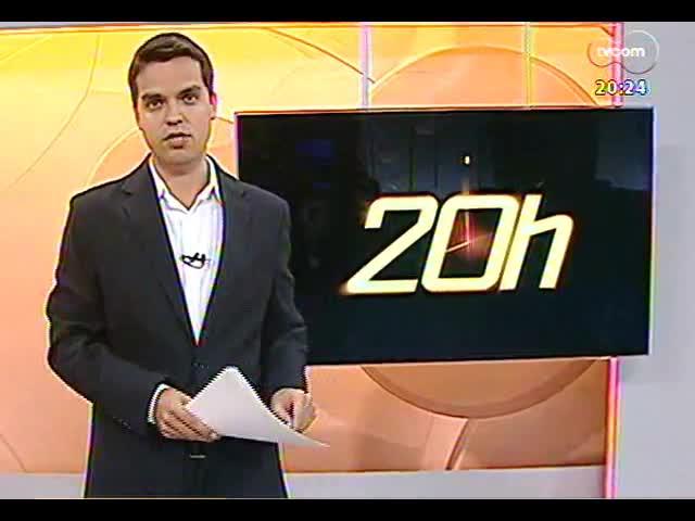 TVCOM 20 Horas - Informações sobre a fraude dos funcionários da Carris - Bloco 3 - 25/11/2013