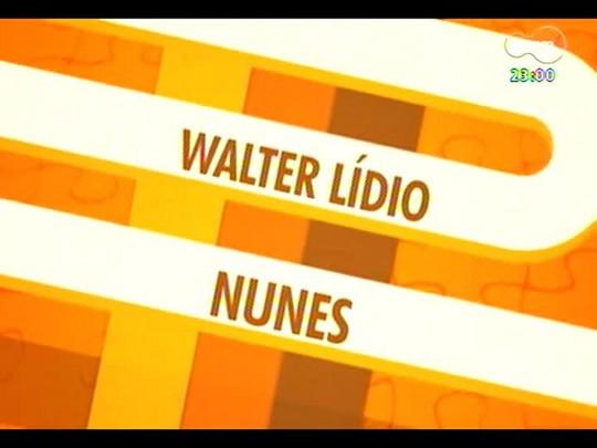Mãos e Mentes - Walter Lidio Nunes, diretor-presidente da Celulose Riograndense - Bloco 1 - 01/12/2013