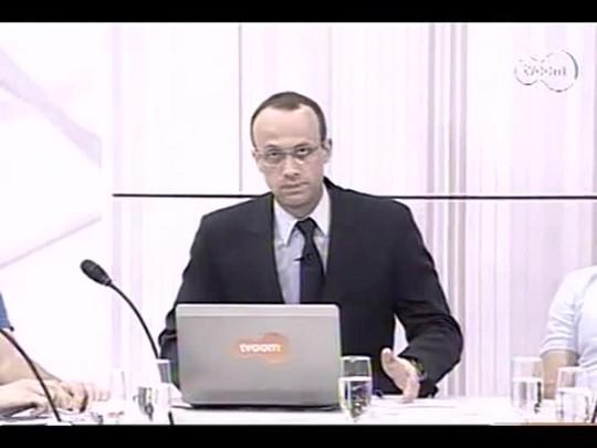 Conversas Cruzadas - 2o bloco - Meia-entrada aprovada no Senado - 17/12/2013