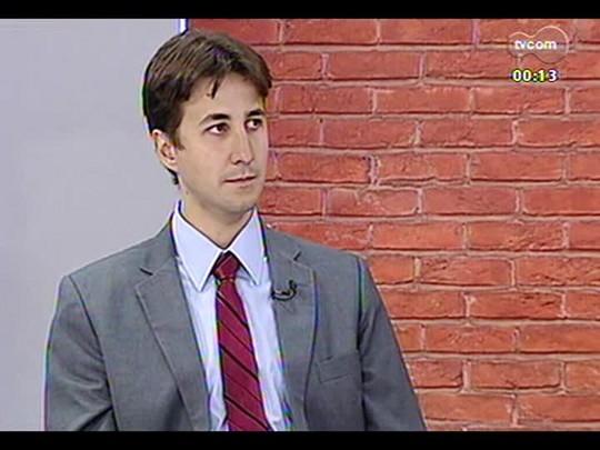 Mãos e Mentes - Produtor executivo do Valetec Alexandre Peteffi - Bloco 4 - 20/02/2014
