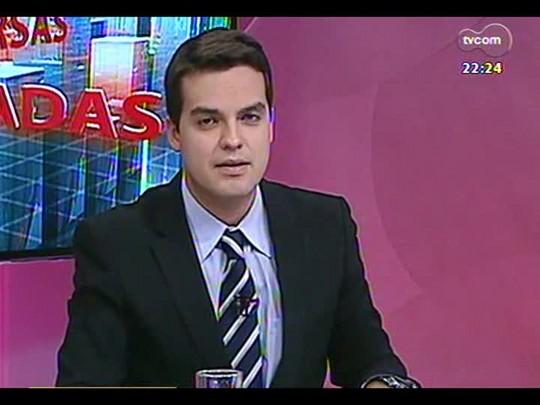 Conversas Cruzadas - Debate sobre como está o clima para receber o mundial no Brasil - Bloco 2 - 28/02/2014