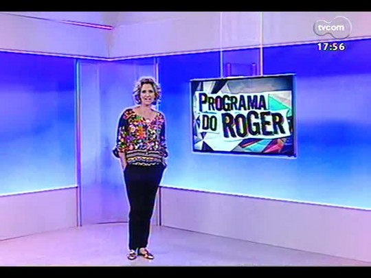 Programa do Roger - CineClub com Daniel Feix, jornalista ZH - Bloco 2 - 04/04/2014