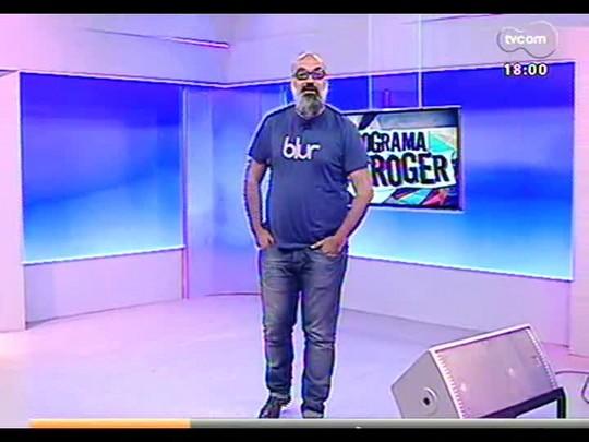 """Programa do Roger - Clipe \""""Cura Gay\"""" Tarcísio Meira\'s Band - Bloco 2 - 07/04/2014"""