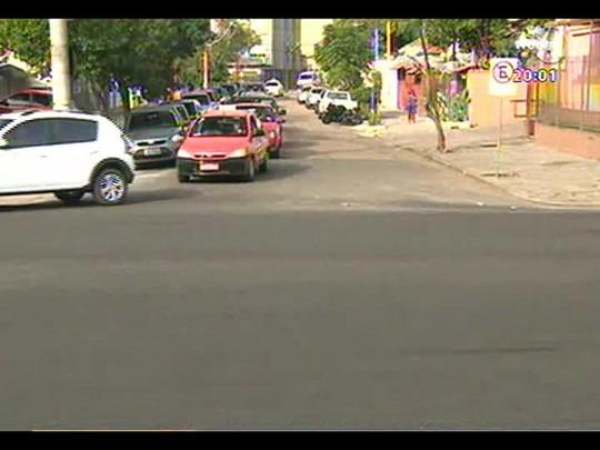 TVCOM 20 Horas - Como vai funcionar a restrição de pedestres no entorno do Beira-Rio - Bloco 1 - 20/05/2014