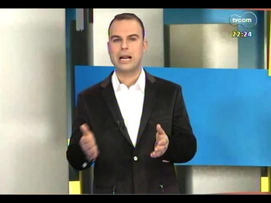 Porto da Copa - Simulação de ataque terrorista em POA desafia órgãos de segurança do estado - Bloco 2 - 31/05/2014