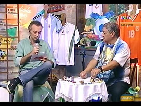 Pai Danilo adianta quem jogará em Porto Alegre pelas oitavas de final