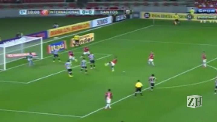 Melhores Momentos: Inter 1X0 Santos