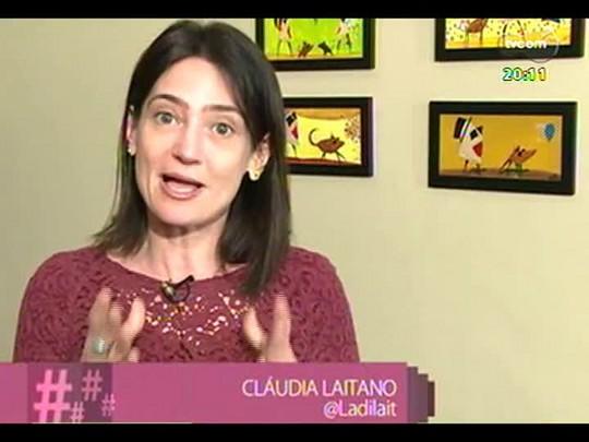 #PortoA - Cláudia Laitano fala sobre o espetáculo Bukowski