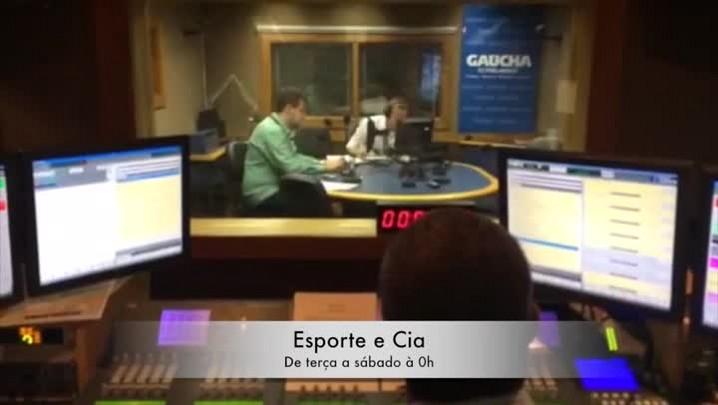 Esporte e Cia estreia na programação da Gaúcha