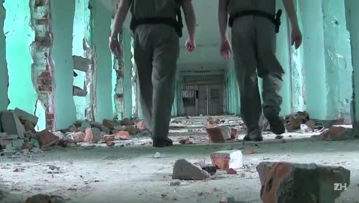Pavilhão do Presídio Central é demolido