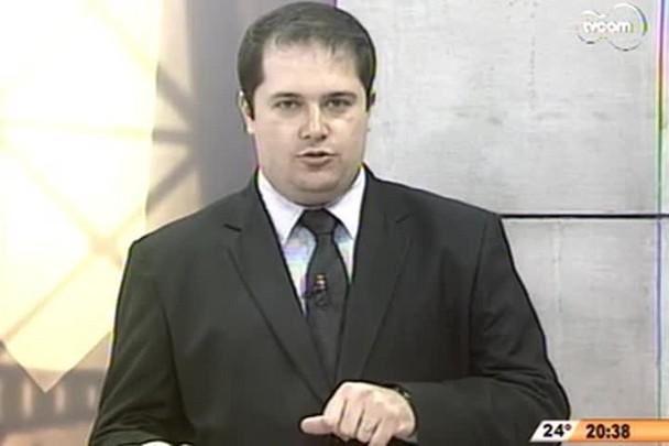 TVCOM 20h - Cientista político comenta cenário pós-eleição - 3°Bloco - 28.10.14