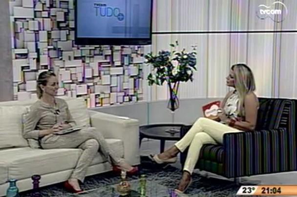 TVCOM Tudo + - Coach fala sobre técnica de modelagem de pessoas - 18.11.14