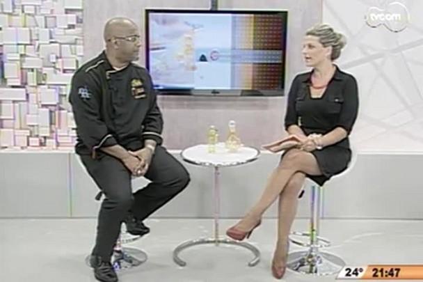 TVCOM Tudo+ - Quadro destemperados: Cantina Italiana, com Chef premiado pela Veja - 26.11.14