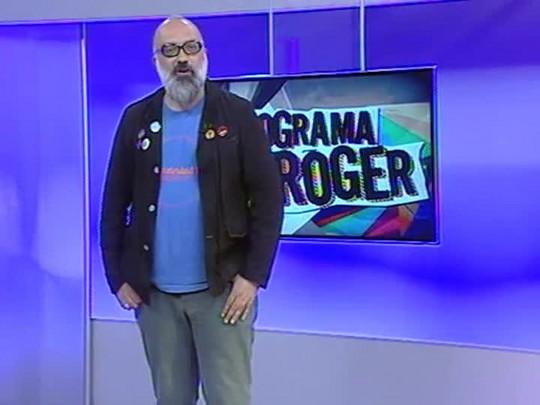 "Programa do Roger - Trailer \""Quero Matar meu Chefe 2\"" + clipe \""Jurema\"", Banda Holger - Bloco 2 - 01/12/2014"