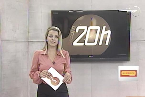 TVCOM 20h - Livro de Alex Eckschmidt ensina como adotar hábitos sustentáveis - 13.12.14