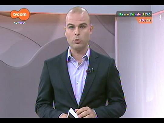 TVCOM 20 Horas - Prefeitura de Taquari retira busto do Marechal Costa e Silva - 16/12/2014