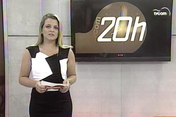 TVCOM 20h - Artur Nitz toma posse como novo delegado geral da Polícia Civil de Florianópolis - 7.1.15