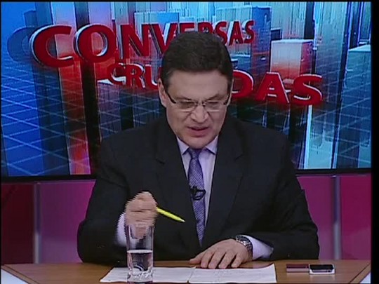 Conversas Cruzadas - A polêmica na liberação do canabidiol - Bloco 4 - 20/01/15