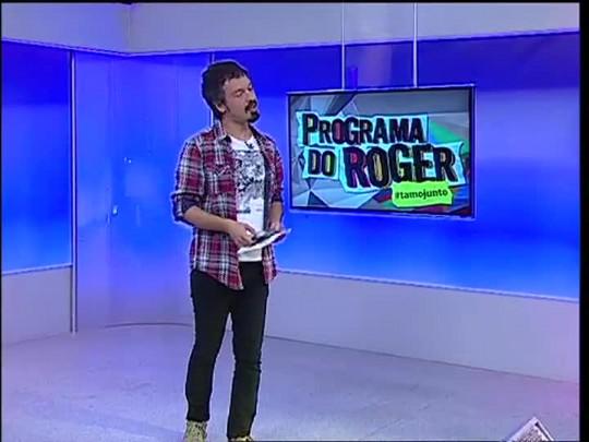 Programa do Roger - Jéf & Donna Duo #tamojunto - Bloco 3 - 14/01/15