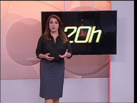 TVCOM 20 Horas - Justiça determina que salários dos servidores da Procuradoria Geral do Estado não poderão ser parcelados - 13/03/15