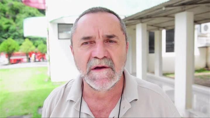 Presidente da Fuca fala sobe tragédia na Serra Dona Francisca em Joinville