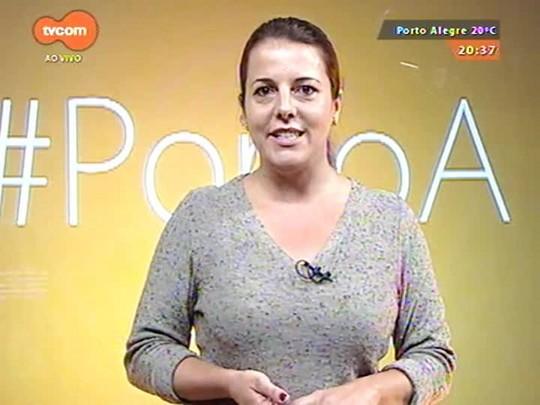 #PortoA - Cláudia Laitano destaca exposição de italiano Marino Marini - 05/04/2015