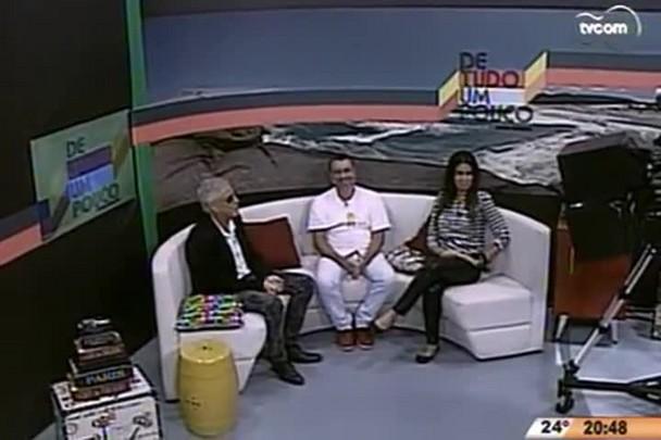 De Tudo um Pouco - Entrevista com o cozinheiro Nivaldo Machado Neto (Nivaldinho) - 4º Bloco - 12.04.15