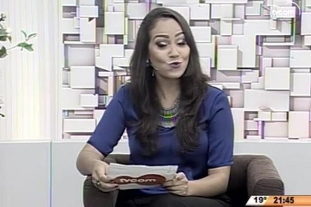 TVCOM Tudo+ - Agenda Cultural - 23.04.15