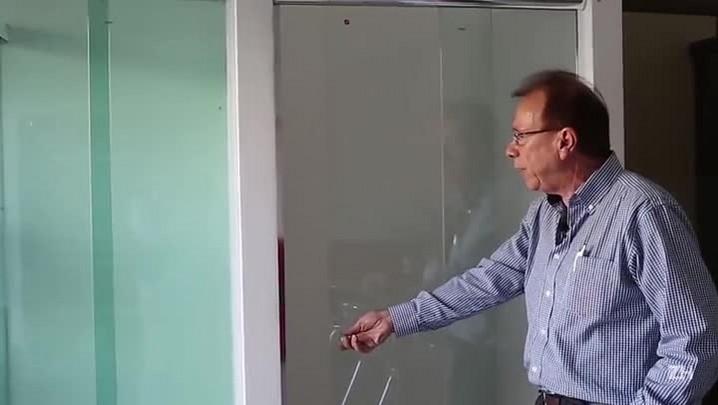 Três erros comuns com vidros temperados