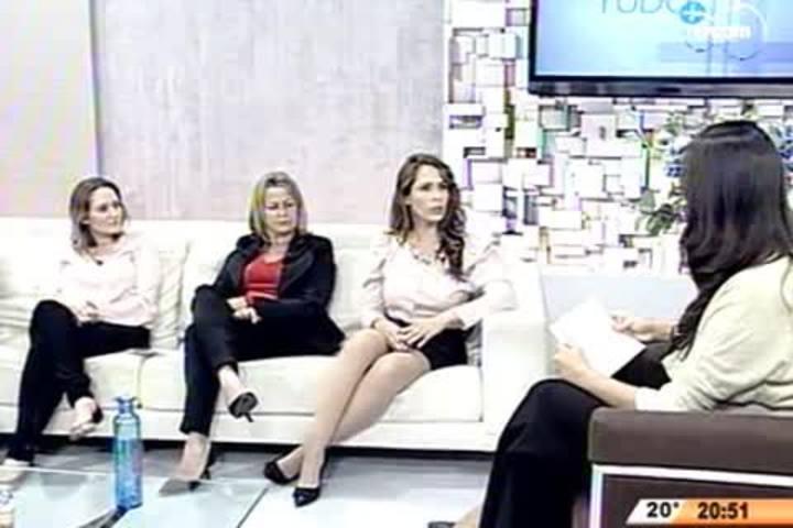 TVCOM Tudo+ - Empoderamento feminino nos negócios, na política e no mercado de trabalho - 28.05.15