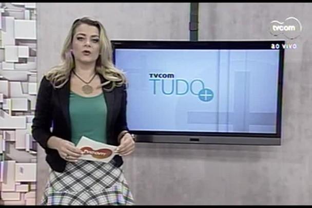 TVCOM Tudo+ - Entrevista com a funkeira Ludmilla - 13.07.15