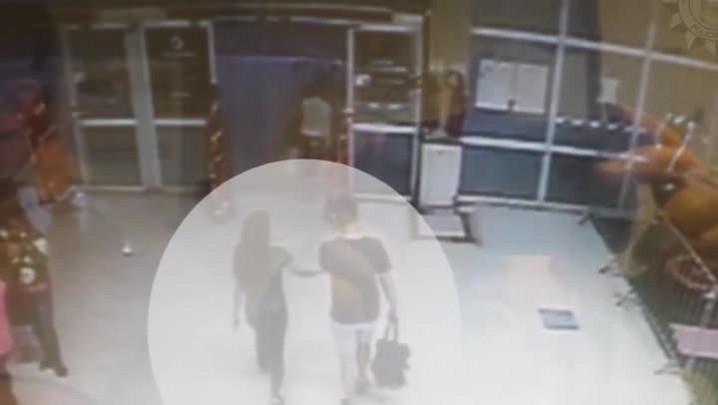 Imagens auxiliam polícia a derrubar álibi de suspeito