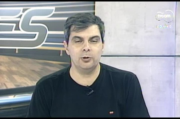 TVCOM Esportes. 2ºBloco. 09.09.15